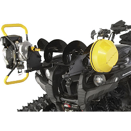 Cycle Country Stinger Auger Locker For High Bar Frame - 2009 Can-Am OUTLANDER 500 Cycle Country Bearforce Pro Series Plow Combo