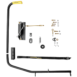 Cycle Country Manual Lift System - Cycle Country Bearforce Pro Series Plow Combo
