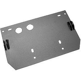 Cycle Country Plow Mount Kit - 2009 Polaris SPORTSMAN X2 500 Moose Plow Push Tube Bottom Mount