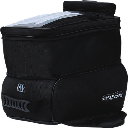 Cycle Case Expander GPS Tank Bag - Main