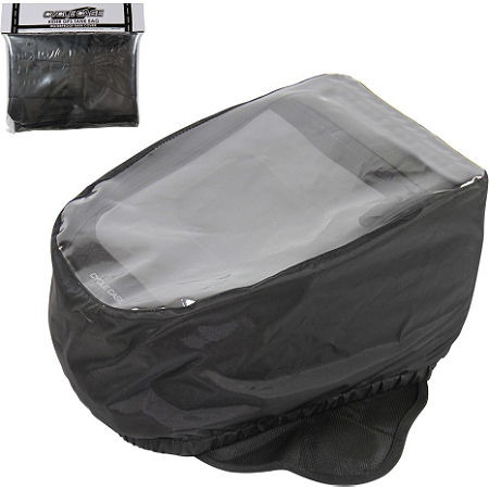 Cycle Case Compact GPS Tank Bag Rain Cover - Main