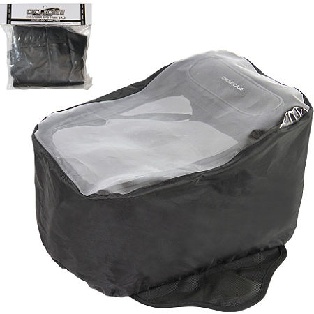 Cycle Case Expander GPS Tank Bag Rain Cover - Main