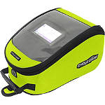 Cycle Case Rider GPS Tank Bag - Dirt Bike Luggage and Racks