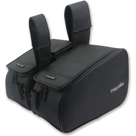 Cycle Case Rider Saddlebags - Main