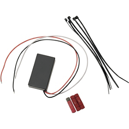 Custom Dynamics Magic Strobe Brake Light Flasher - Signal Dynamics Adapter Harness For Headlight Module