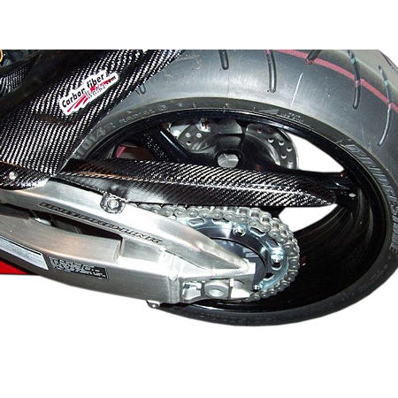 Carbon Fiber Works Carbon Fiber Chain Guard - Main