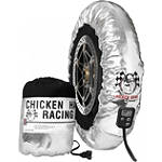 Chicken Hawk Pro-Line Tire Warmers - 110-120 / 150-165 - Motorcycle Tire and Wheel Accessories