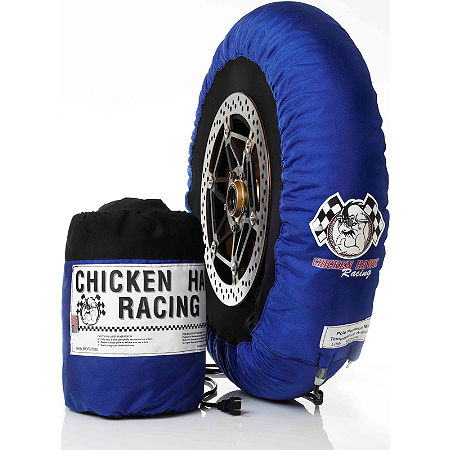 Chicken Hawk Pole Position Tire Warmers - 110-120 / 180-205 - Main