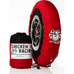 Chicken Hawk Standard Tire Warmers - 110-120 / 155-170 - Motorcycle Tire and Wheel Accessories