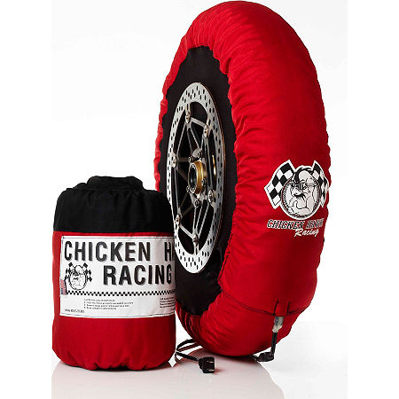 Chicken Hawk Standard Tire Warmers - 110-120 / 180-205 - Main