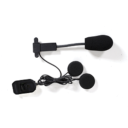 Chatterbox XBI2-H Replacement Headset - Scala Rider Half Helmet Audio Kit