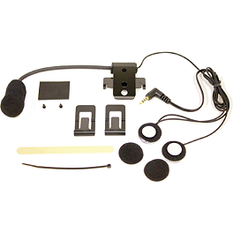 Chatterbox CB XBI / XBI2 Open Face Headset - Chatterbox Duo Mounting Bracket