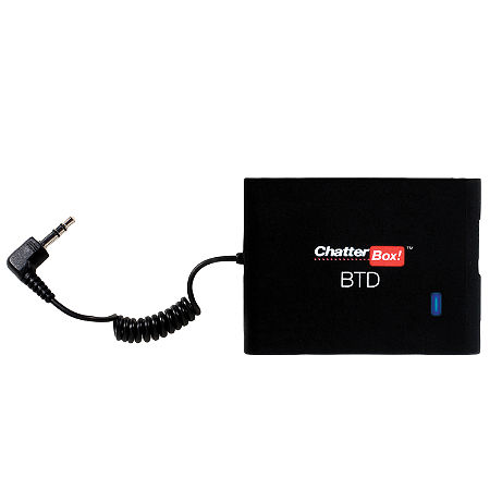 Chatterbox 3.5mm Bluetooth Adapter - Main