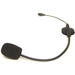 Chatterbox Duo Open Face Microphone - Chatterbox Universal Belt Clip