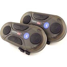 Chatterbox Duo Communicators - Pair - Cardo Systems Q1 TeamSet