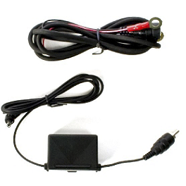 Chatterbox X1 / X2 DC Power Filter Cord - Chatterbox X1 Slim USB Charger With Ac Adapter
