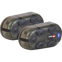 Chatterbox XBI2 Bluetooth Combo - Chatterbox XBI2-H Bluetooth Intercom For HJC Helmets