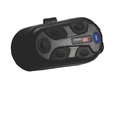 Chatterbox XBI Bluetooth Intercom - Open Face Helmet - Main