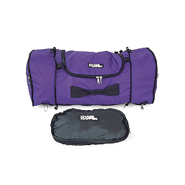 Chase Harper Deluxe Hide-Away Bag - Chase Harper SR2 Saddlebags With Bungee Net