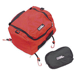 Chase Harper Hide-Away Tail Trunk - Chase Harper GR2 Saddlebags With Bungee Net