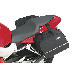 Chase Harper Aero Pac Saddlebags - Chase Harper GR2 Saddlebags With Bungee Net