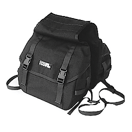 Chase Harper Cruiser Saddlebags - Chase Harper SR2 Saddlebags With Bungee Net