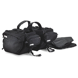 Chase Harper ET 4000 Saddlebags - Chase Harper SR2 Saddlebags With Bungee Net