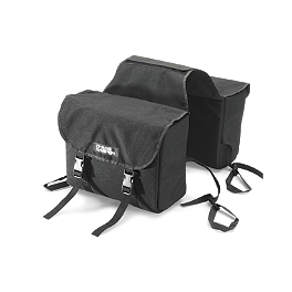 Chase Harper Phoenix Saddlebags - Chase Harper SR2 Saddlebags With Bungee Net