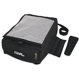 Chase Harper 1150 Magnetic Tank Bag - Chase Harper Magnetic 3-Point Mounting Stealth Tank Bag