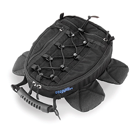 Chase Harper 450 Magnetic Tank Bag - Chase Harper SR2 Saddlebags With Bungee Net