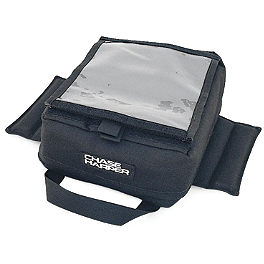Chase Harper 750 Magnetic Tank Bag - Chase Harper SR2 Saddlebags With Bungee Net