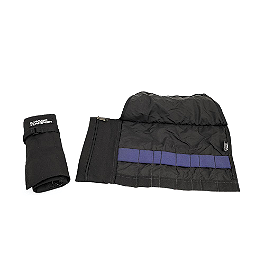 Chase Harper Tool Roll - Chase Harper SR2 Saddlebags With Bungee Net