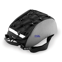 Chase Harper Tail Trunk - Chase Harper GR2 Saddlebags With Bungee Net