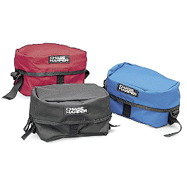 Chase Harper Universal Fender Bag - Chase Harper GR2 Saddlebags With Bungee Net