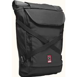 Chrome Industries Bravo Expandable Rolltop Laptop Backpack - Alpinestars Tracker Backpack