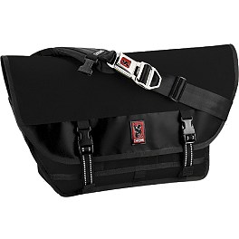 Chrome Industries Citizen Buckle Messenger Bag - Alpinestars Portal Messenger Bag