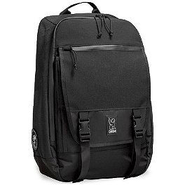 Chrome Industries Cardiel Fortnight Backpack - Chrome Industries Soyuz Expandable Rolltop Laptop Backpack