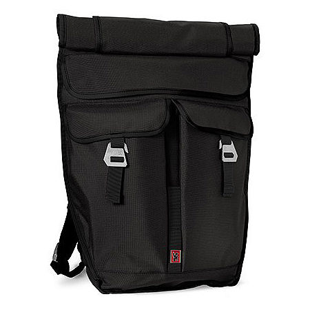 Chrome Industries Pawn Expandable Rolltop Backpack - Main