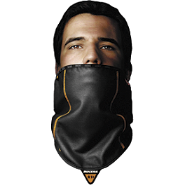 Comfort In Action Wind Tube Face Protector - Schampa Coolskin Gaiter