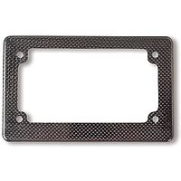 Carbon Works Molded Carbon License Plate Frame
