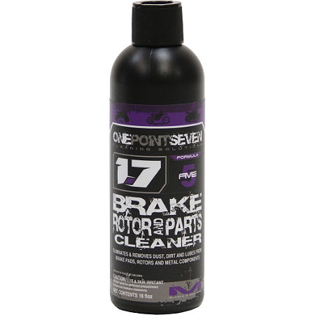 1.7 Cleaning Solutions Brake Rotor Parts Cleaner - Main