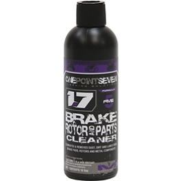 1.7 Cleaning Solutions Brake Rotor Parts Cleaner - 1.7 Cleaning Solutions Glass / Lens / Shield Cleaner