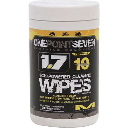 1.7 Cleaning Solutions Cleaning Wipes - 70-Pack - Main