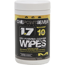 1.7 Cleaning Solutions Cleaning Wipes - 70-Pack - 1.7 Cleaning Solutions 2 Liter Pump Sprayer