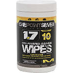 1.7 Cleaning Solutions Cleaning Wipes - 70-Pack - 1.7 Cleaning Solutions Motorcycle Cleaning Supplies