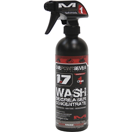 1.7 Cleaning Solutions Concentrated Wash / Degreaser - 1.7 Cleaning Solutions Hard Parts Dressing