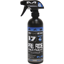 1.7 Cleaning Solutions Pre Ride Treatment - Motorex Protex Waterproof Spray