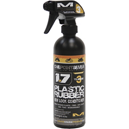 1.7 Cleaning Solutions Rubber / Plastic Conditioner - Zero Gravity One-Step Windscreen Cleaner - 32 oz