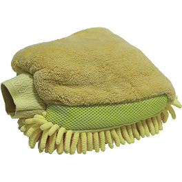 1.7 Cleaning Solutions Wash Mitt - 1.7 Cleaning Solutions Ultra Microfiber Cloth