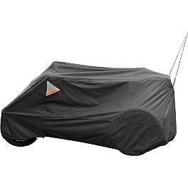 CoverMax Harley Davidson Trike Cover - CoverMax Can-Am Spyder Roadster Cover